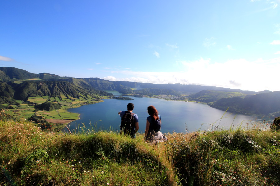 Sete Cidades Walking + Kayaking Fun Tour