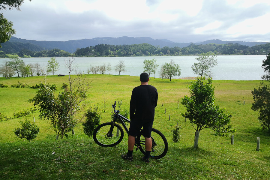 Furnas Biking + Botanical Garden Fun Tour